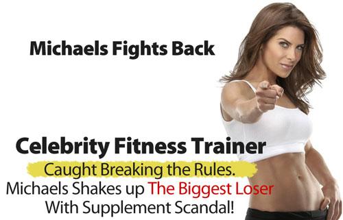 biggest loser Jillian-Michaels supplement scandel