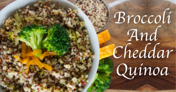 broccoli-and-cheddar-quinoa
