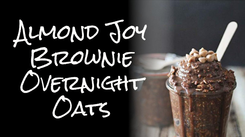 Brownie Overnight Oats