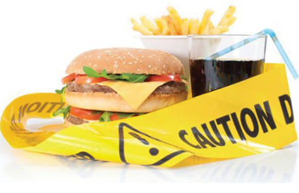 foods are poisoning you and making youfat