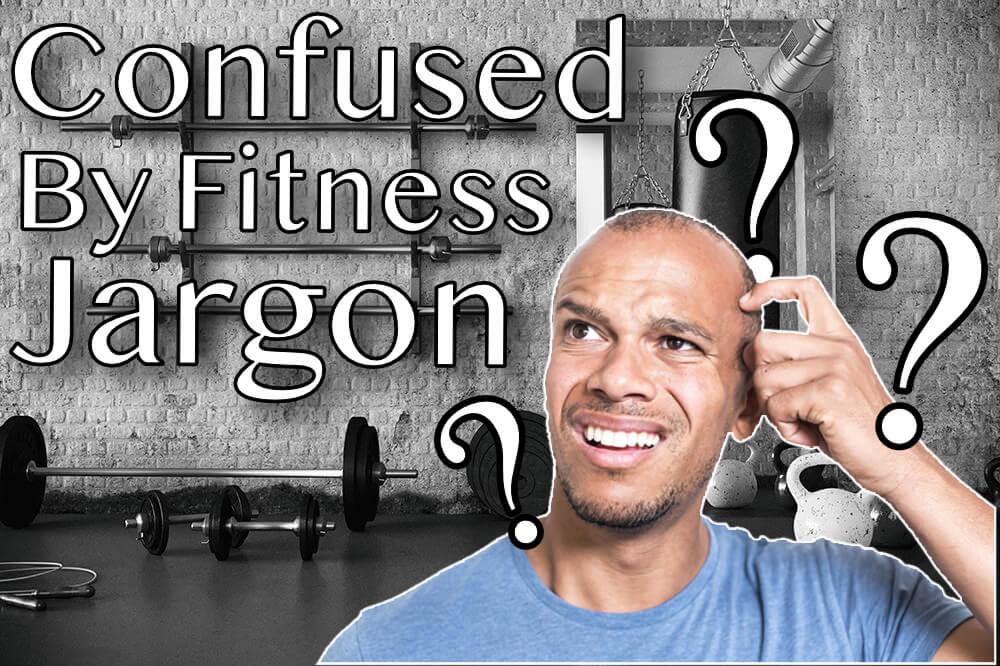 fitness glossary