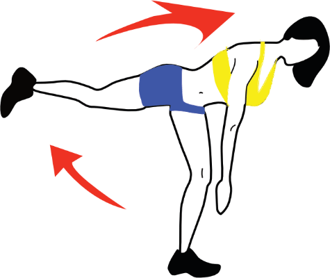 Single Leg RDL