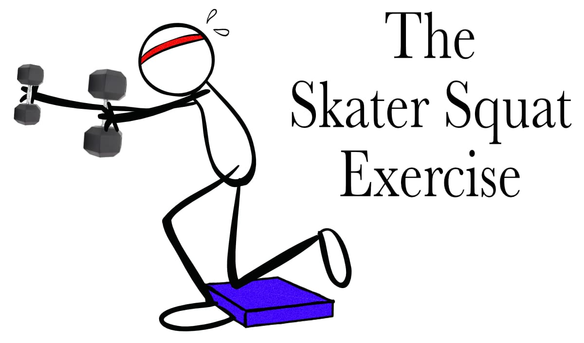 How To Perform A Skater Squat