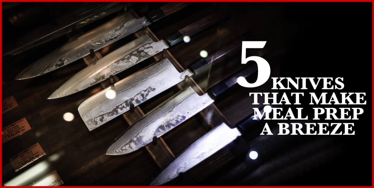 5 best knives